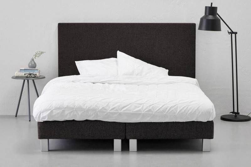 Compleet Bed Met Matras 160x200.Beter Bed Complete Boxspring Lugo 160x200 Cm