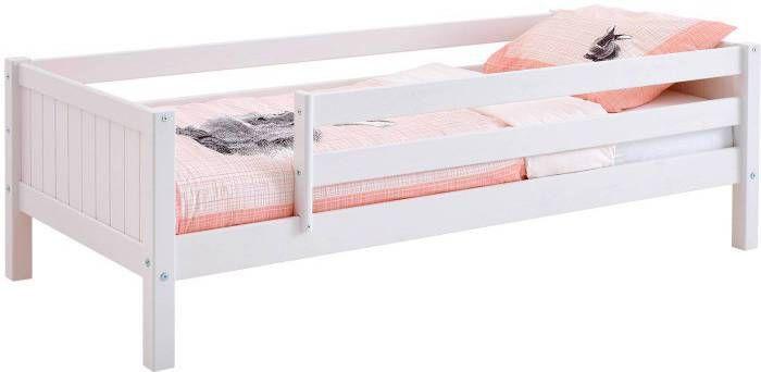 Bedbank Met Binnenvering.Flexworld Bedbank Met Uitvalbeveiliging Puck 90x200 Cm